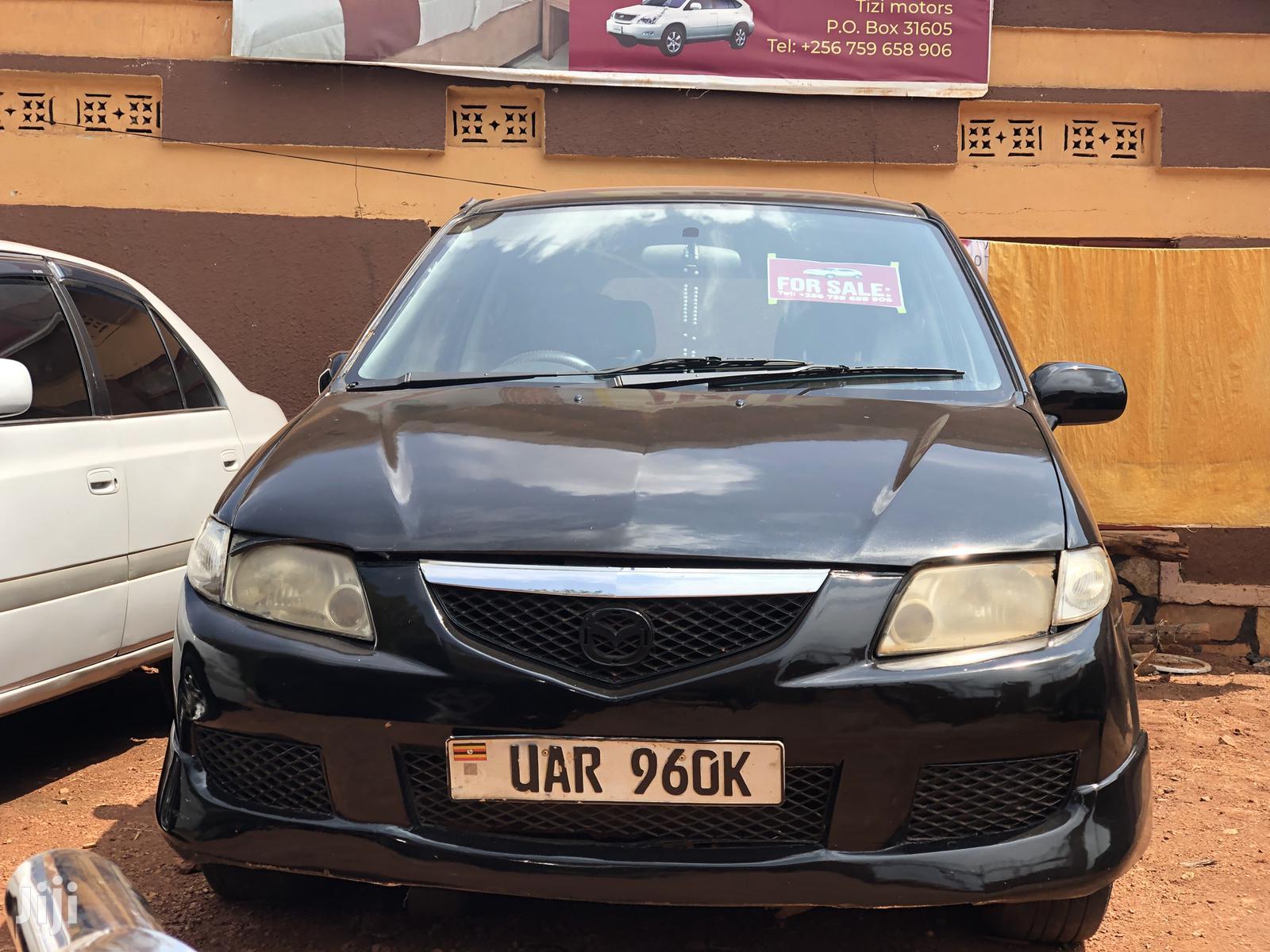 Mazda Premacy 2003 Black