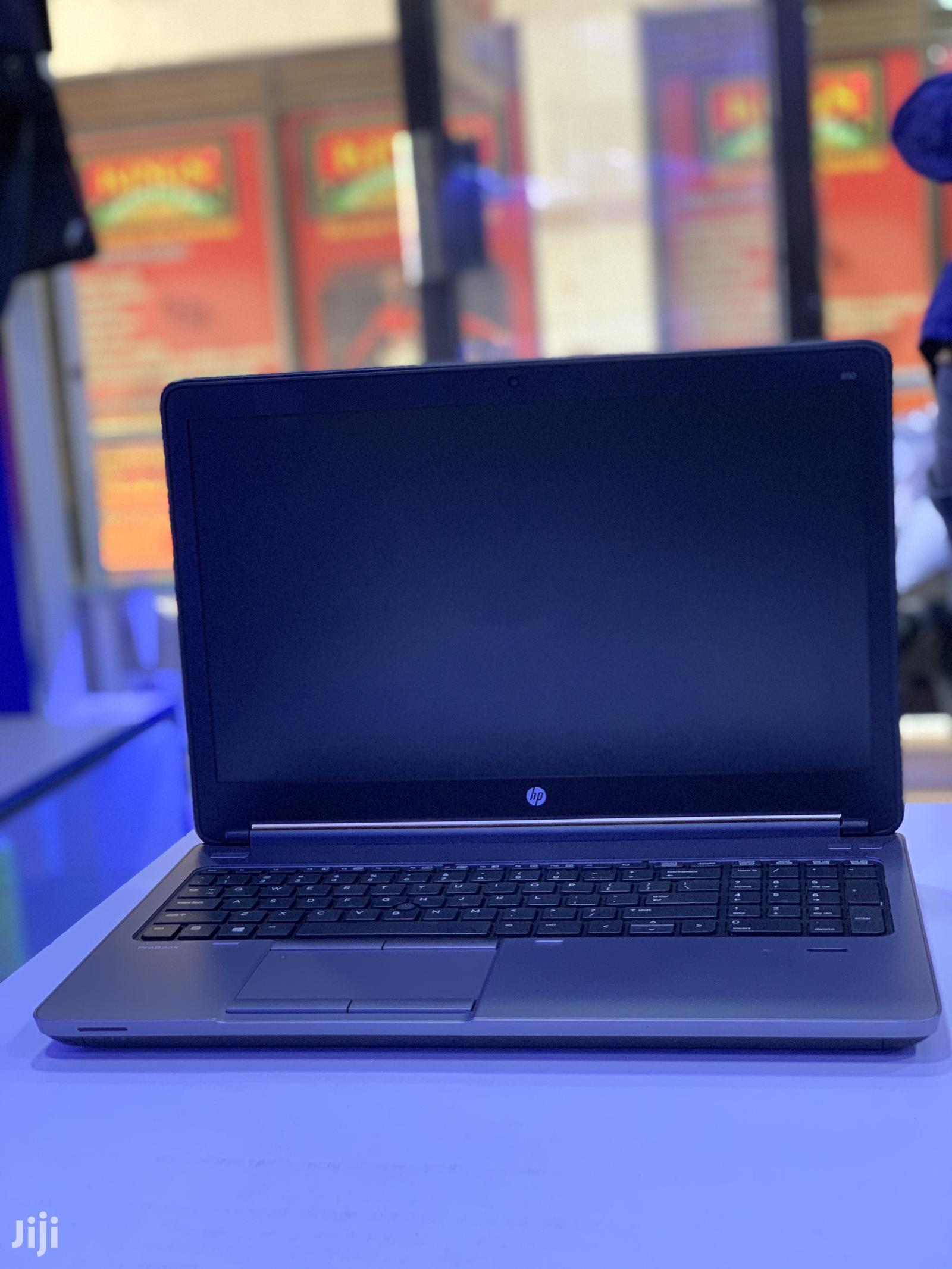 Laptop HP 650 G1 8GB Intel Core I7 HDD 500GB   Laptops & Computers for sale in Kampala, Central Region, Uganda