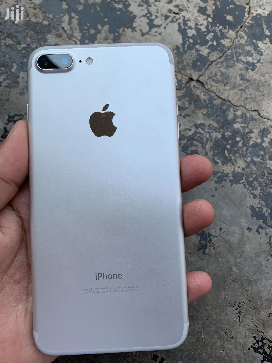 Apple iPhone 7 Plus 256 GB Silver | Mobile Phones for sale in Kampala, Central Region, Uganda