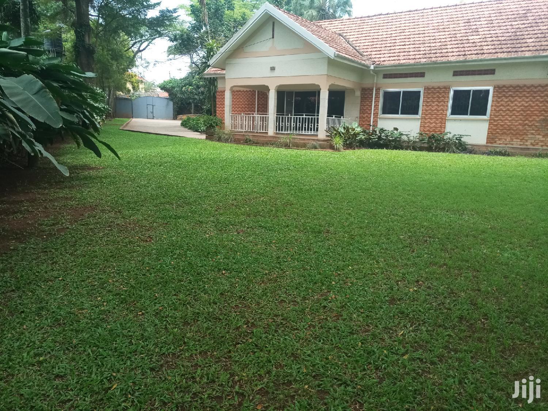 4 Bedroom Bungalow For Rent In Kololo