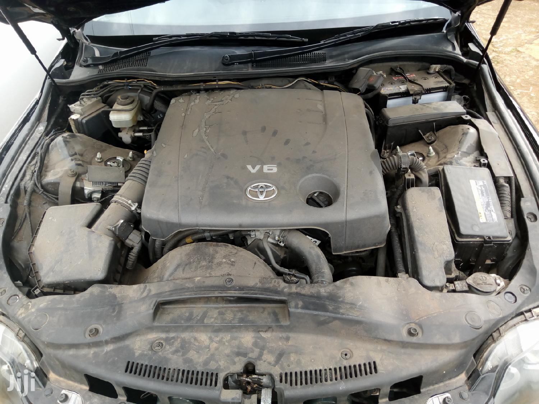 Archive: Toyota Mark X 2007 Black