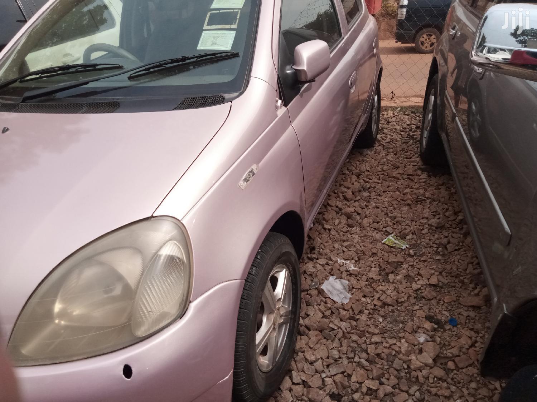 Toyota Vitz 2000 Pink   Cars for sale in Kampala, Central Region, Uganda