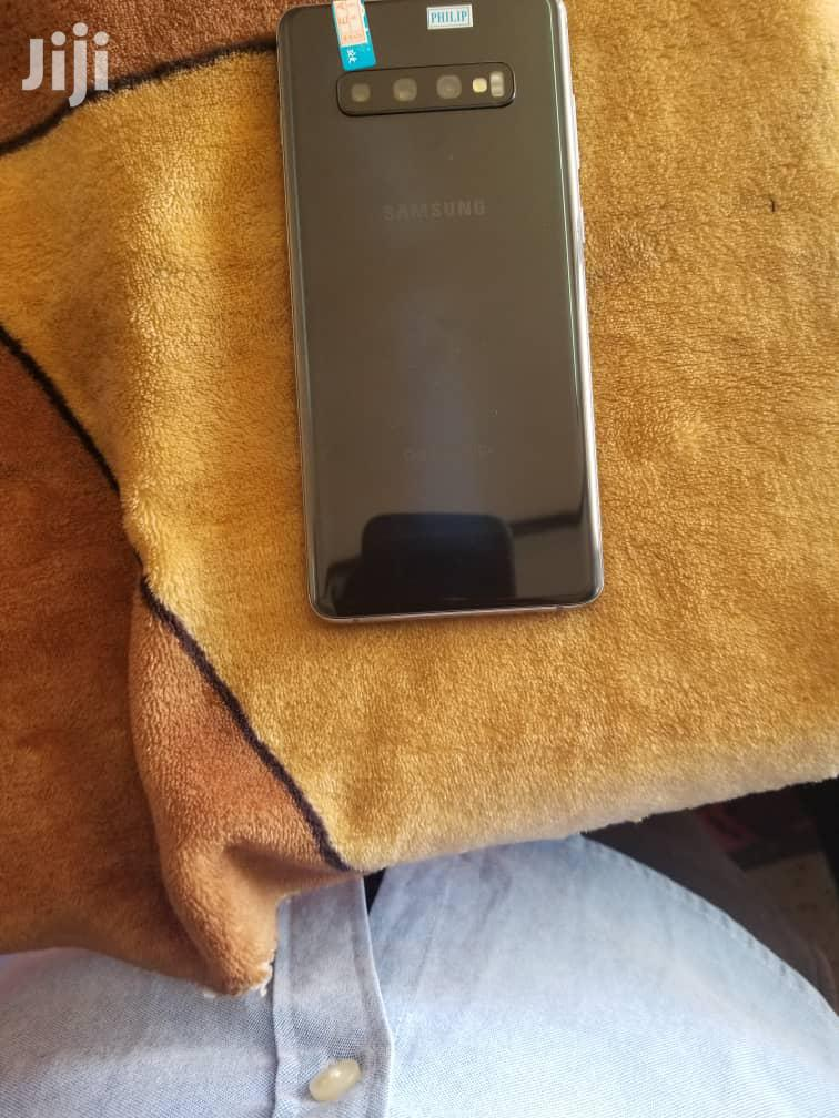 New Samsung Galaxy S10 Plus 128 GB Black | Mobile Phones for sale in Kampala, Central Region, Uganda