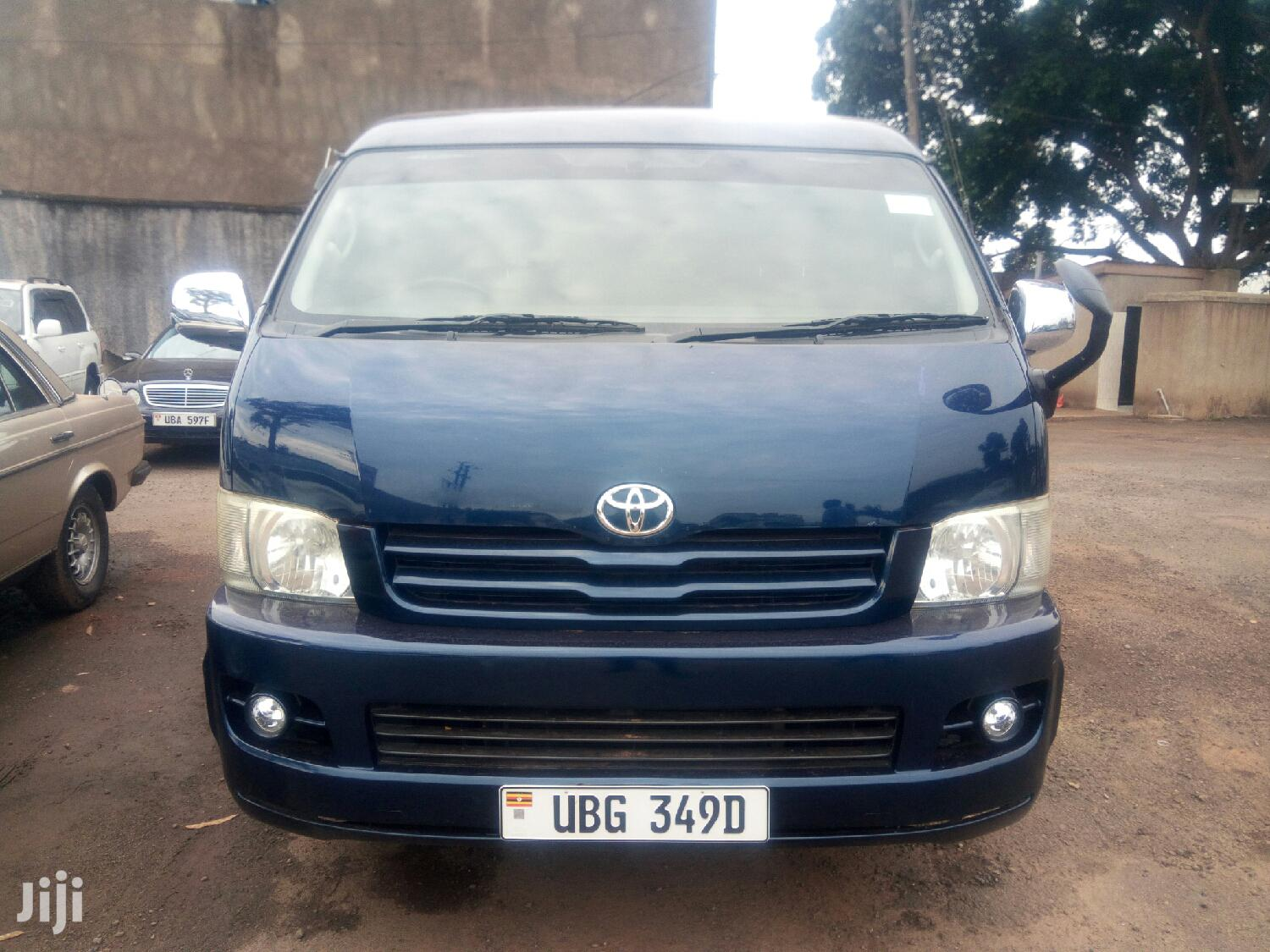 Archive: Toyota 1000 2007 Blue