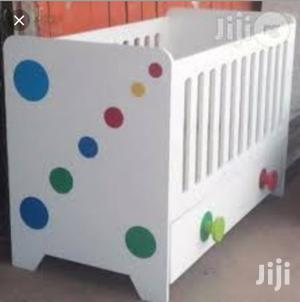 Baby Bed In White   Children's Furniture for sale in Central Region, Kampala
