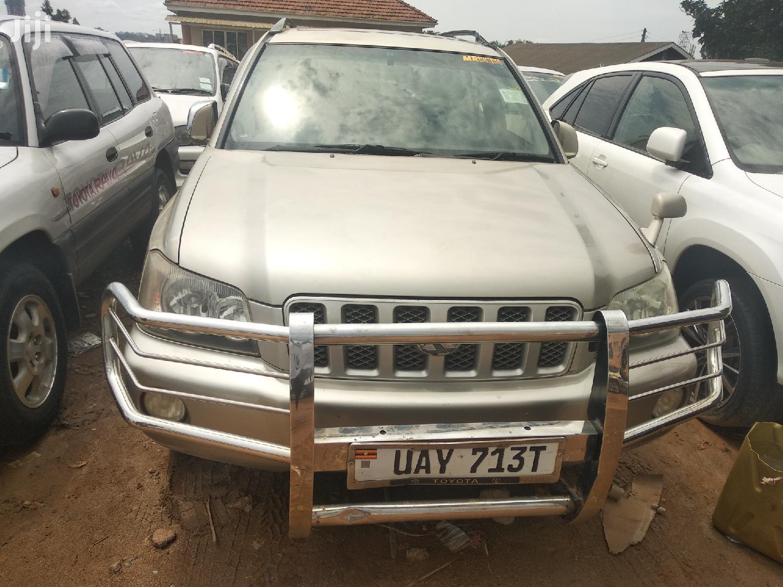 Toyota Kluger 2003 Gold | Cars for sale in Kampala, Central Region, Uganda