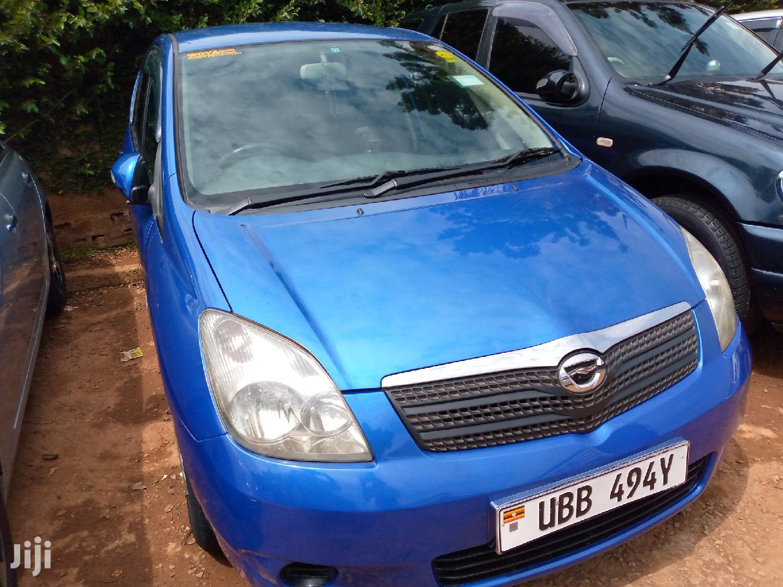Toyota Spacio 2003 Blue