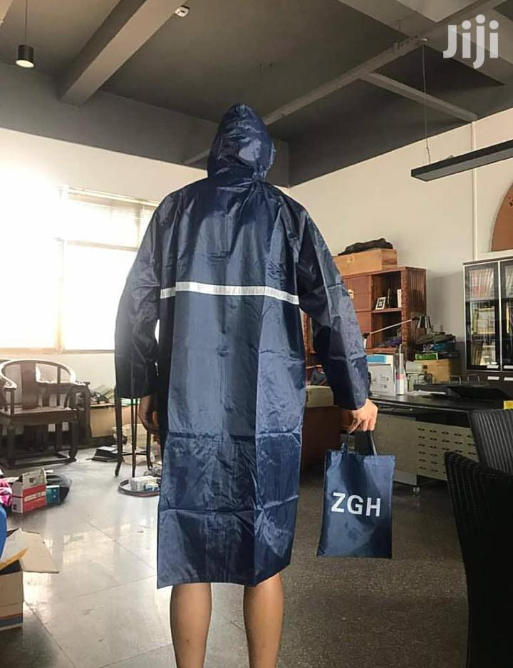 Heavy Rain Coat
