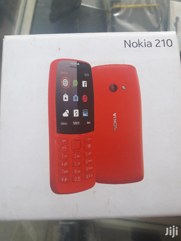 Archive: New Nokia 210 Black