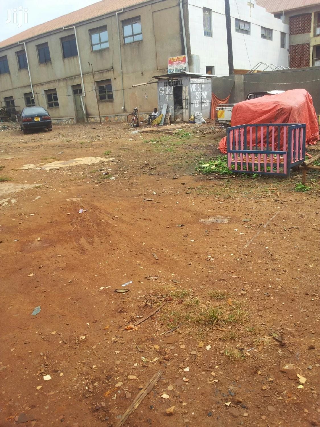 Washingbay And Parking Space For Rent At Bukoto