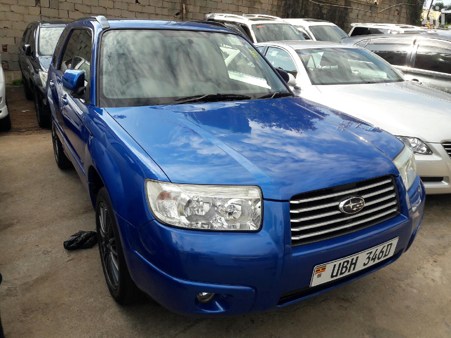 Subaru Forester 2006 2.0 X Trend Blue | Cars for sale in Kampala, Central Region, Uganda