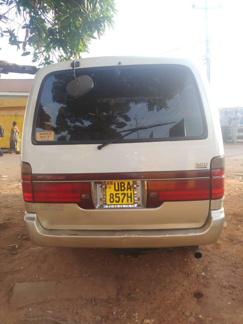 Toyota Hiace 1998 White | Buses & Microbuses for sale in Kampala, Central Region, Uganda