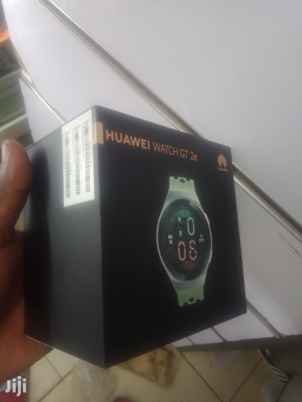 Archive: Huawei Watch GT 2e