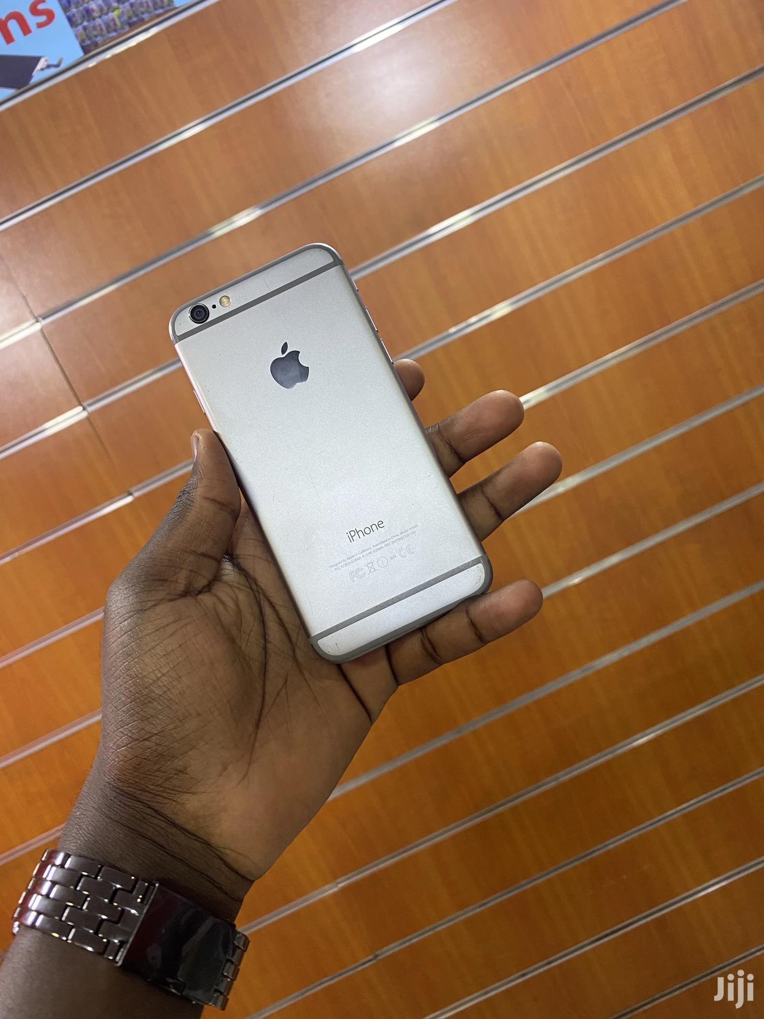 Apple iPhone 6 64 GB Gray   Mobile Phones for sale in Kampala, Central Region, Uganda