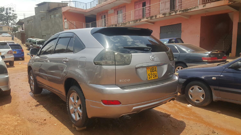 Toyota Harrier 2005 Gray | Cars for sale in Kampala, Central Region, Uganda