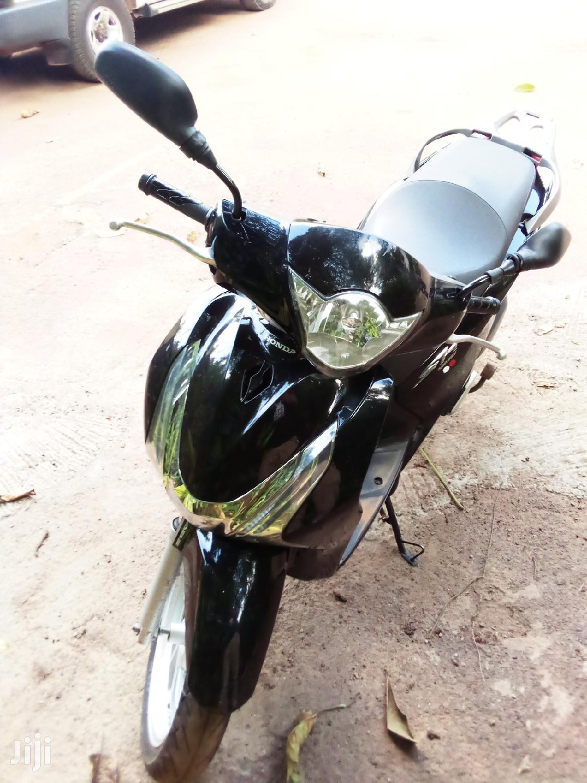 Archive: Honda Super Hawk 2005 Black