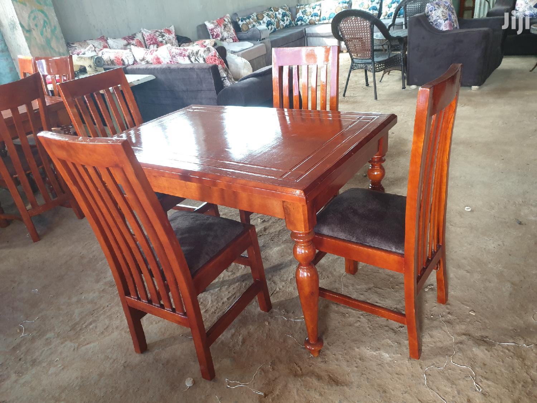 Simple Dining Table In Kampala Furniture Big Zion Furniture Jiji Ug