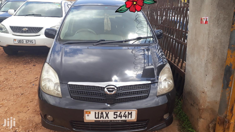 Toyota Spacio 2001 Black | Cars for sale in Kampala, Central Region, Uganda