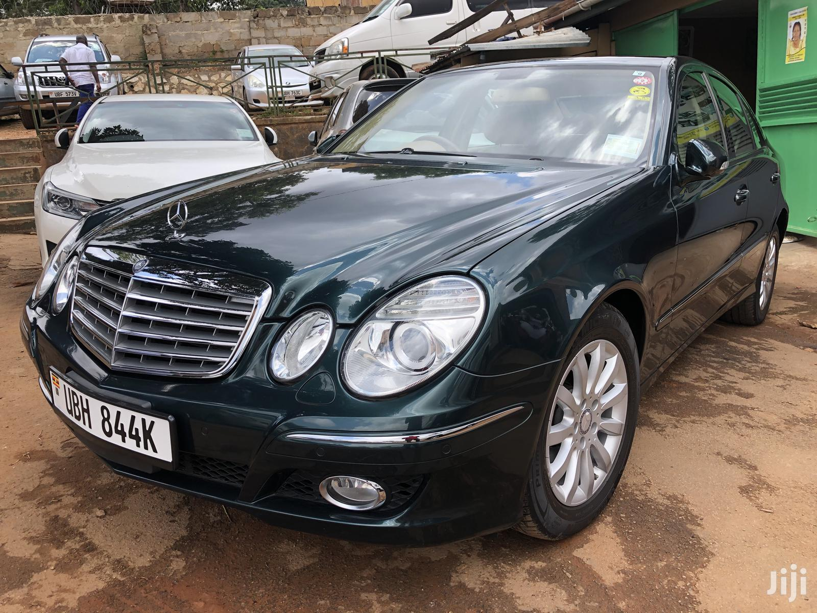 Mercedes-Benz 300E 2009 Green | Cars for sale in Kampala, Central Region, Uganda
