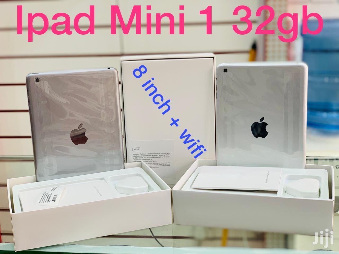 New Apple iPad mini Wi-Fi 32 GB