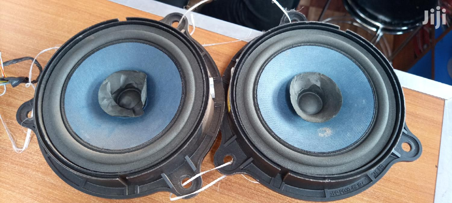 Round Japan Speakers | Vehicle Parts & Accessories for sale in Kampala, Central Region, Uganda