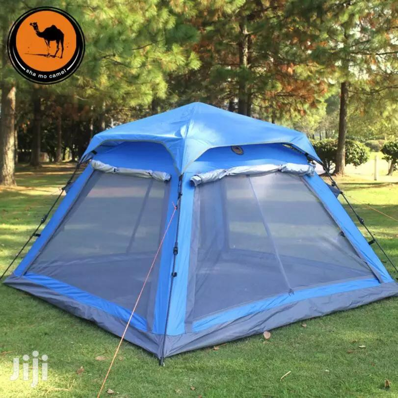 6 People, Double Layer Automatic Camping Tent