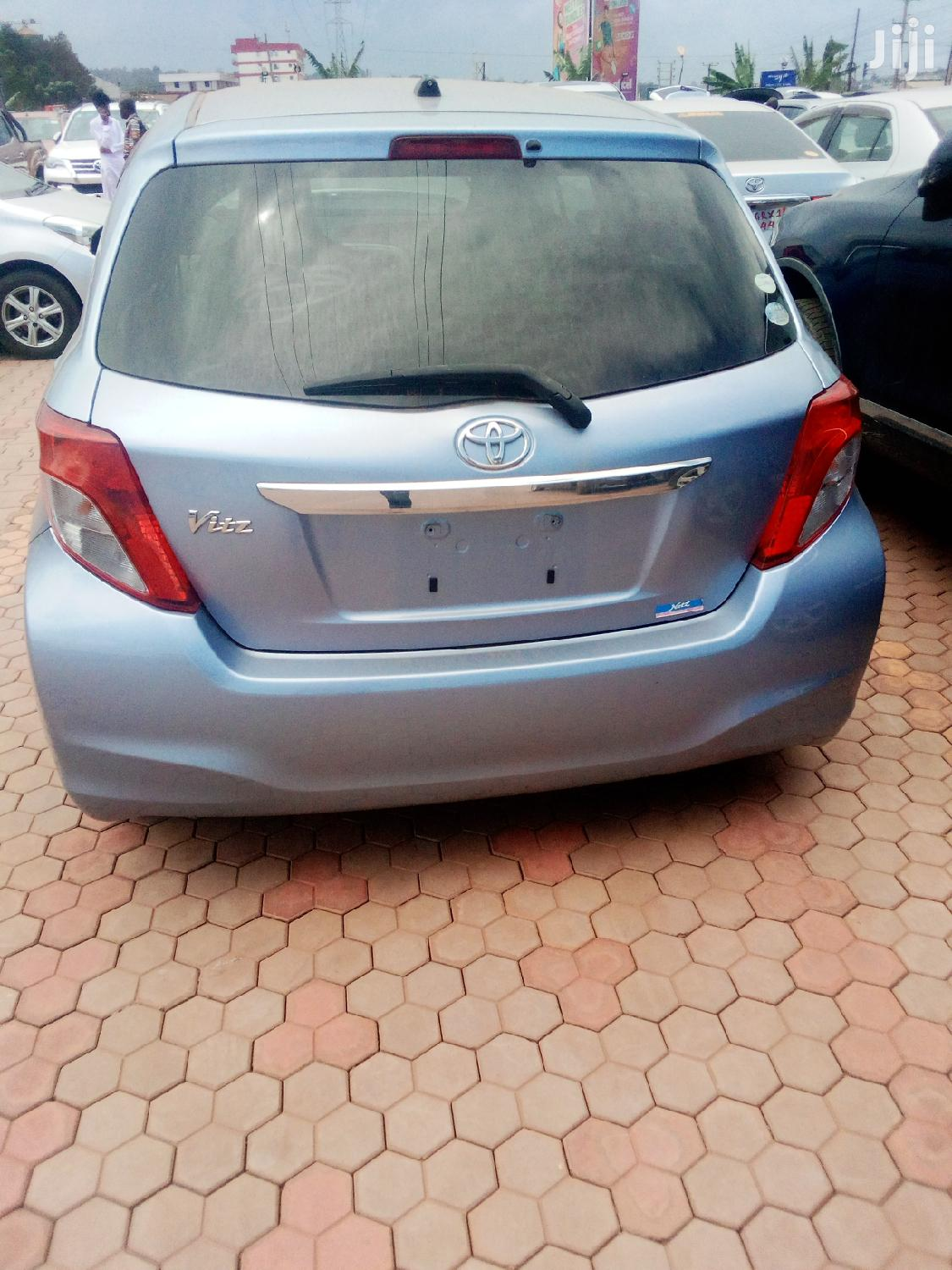 Toyota Vitz 2011 Blue | Cars for sale in Kampala, Central Region, Uganda