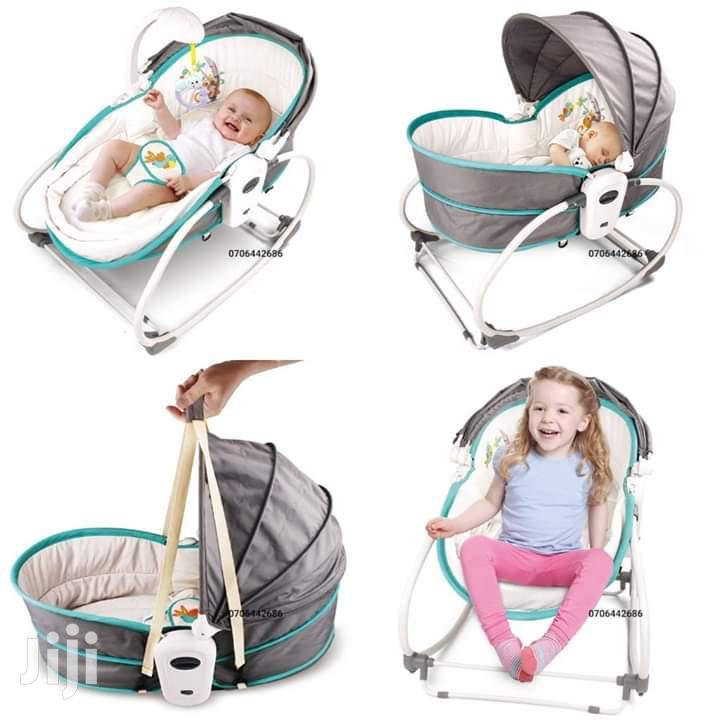 5 In 1 Baby Cradle   Children's Furniture for sale in Kampala, Central Region, Uganda