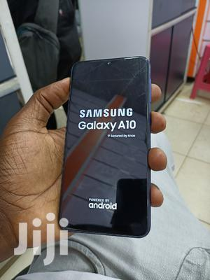 Samsung A10 32 GB Blue   Mobile Phones for sale in Central Region, Kampala