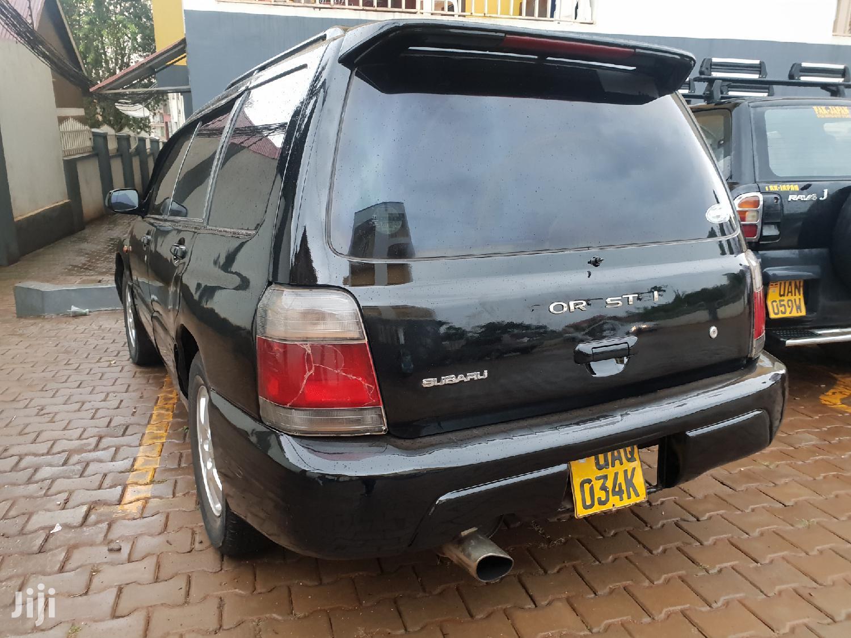 Archive: Subaru Forester 1999 Black