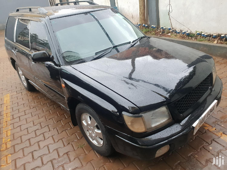 Subaru Forester 1999 Black | Cars for sale in Kampala, Central Region, Uganda