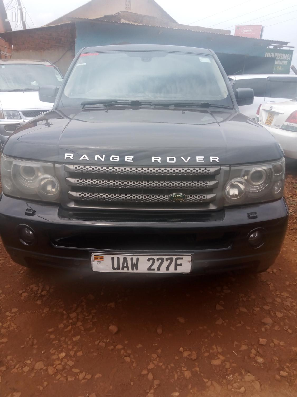Land Rover Range Rover Sport 2001 Black