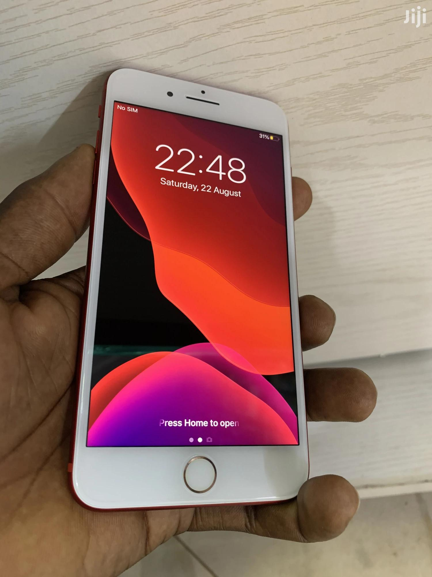 New Apple iPhone 7 Plus 128 GB Red | Mobile Phones for sale in Kampala, Central Region, Uganda