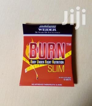 Body Under Right Nutrition Slim (BURN SLIM) | Vitamins & Supplements for sale in Central Region, Wakiso