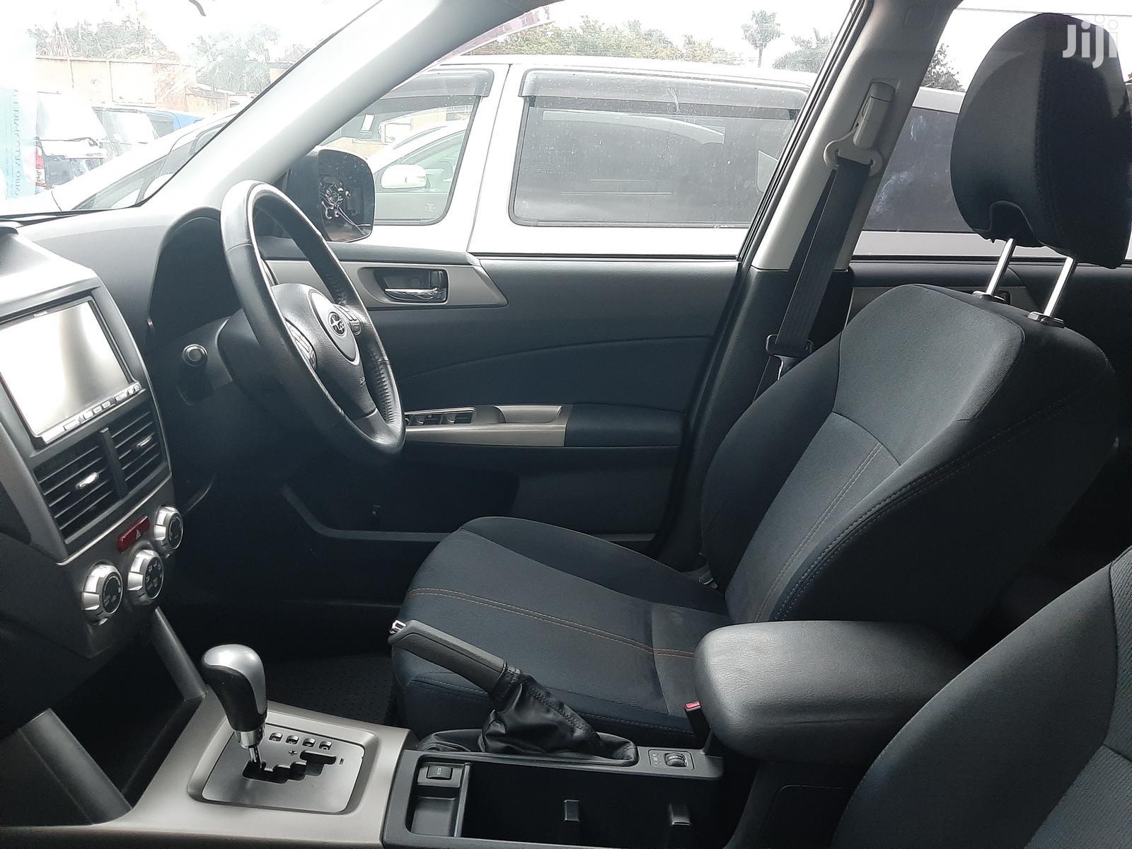 Archive: Subaru Forester 2010 Black