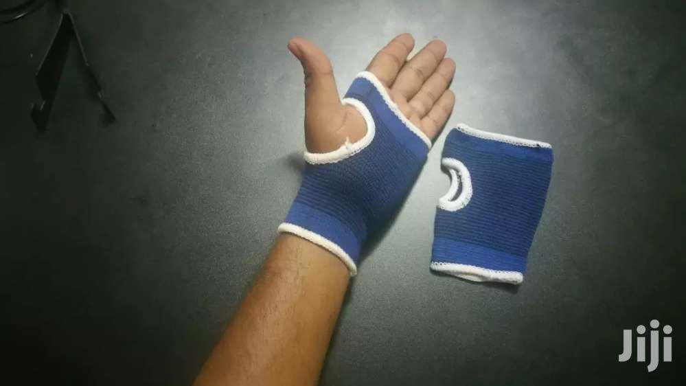 Outdoor Sports Protective Palm Support - Blue2 PCS | Sports Equipment for sale in Kampala, Central Region, Uganda