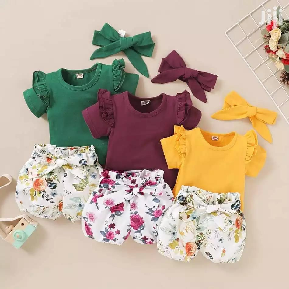Archive: Baby Clothing Set