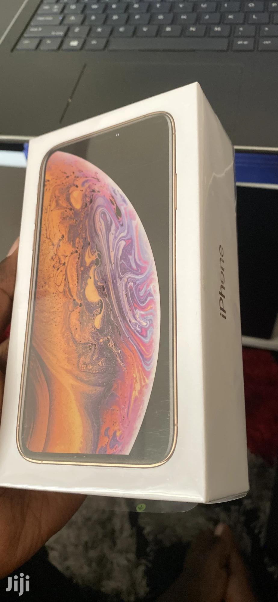 New Apple iPhone XS 256 GB Gold