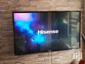 Hisense Digital Satellite Flat Screen TV 40 Inches   TV & DVD Equipment for sale in Central Region, Kampala