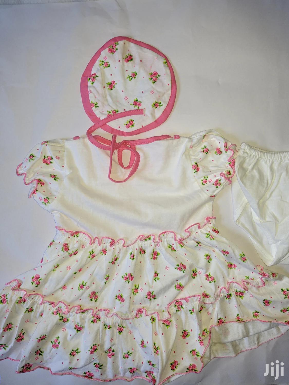 Archive: Pink Newborn Baby Dress