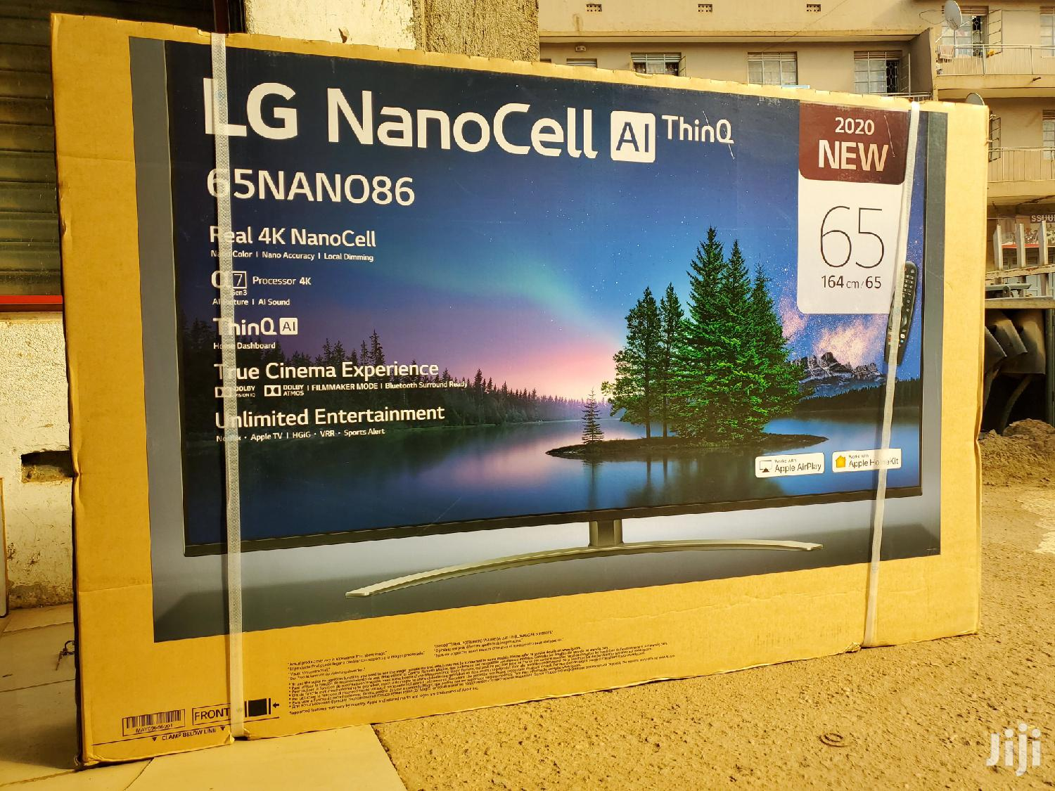 Brand New Lg 65inch Nano Cell 2020 Model Suhd Tv