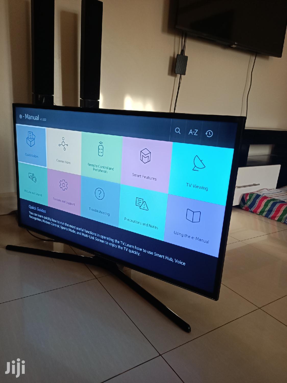 Samsung Smart TV 40incnes, 4K, Digital,Original Remote | TV & DVD Equipment for sale in Kampala, Central Region, Uganda