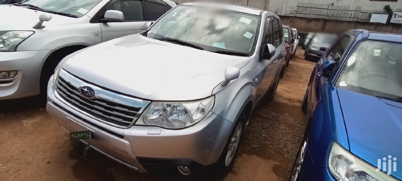 New Subaru Forester 2009 Silver | Cars for sale in Kampala, Central Region, Uganda