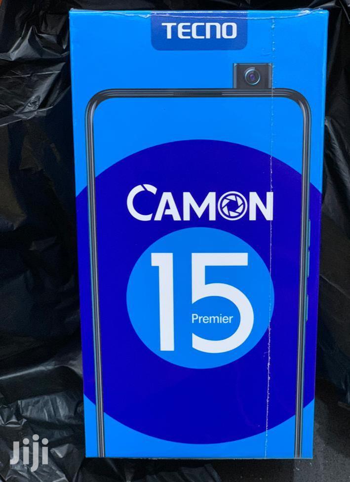New Tecno Camon 15 Premier 128 GB White