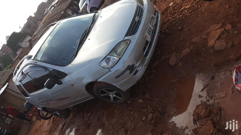 Toyota Spacio 2000 Gray | Cars for sale in Kampala, Central Region, Uganda
