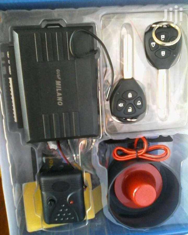 Archive: Car Alarm Security System