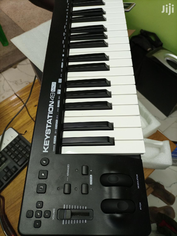 M-Audio Keystation Mk3 49 Keys   Musical Instruments & Gear for sale in Kampala, Central Region, Uganda