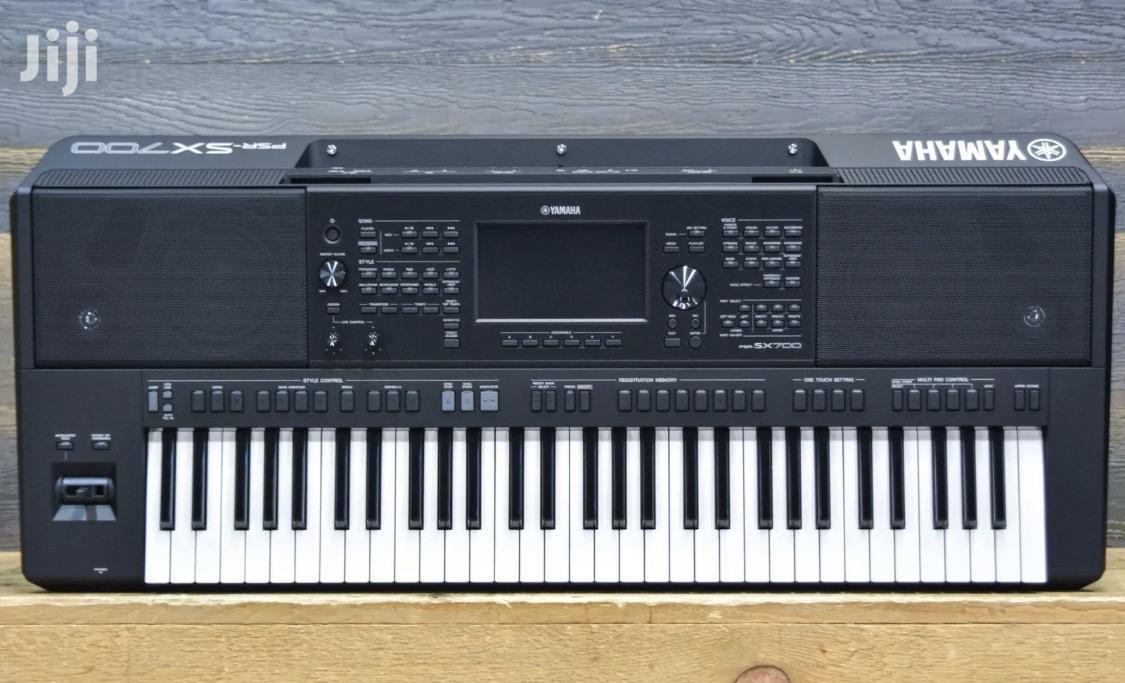 Archive: Yamaha Keyboard Psr Sx700 Brandnew