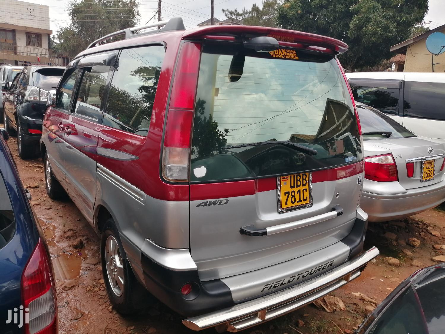 New Toyota Noah 1998 Red | Cars for sale in Kampala, Central Region, Uganda