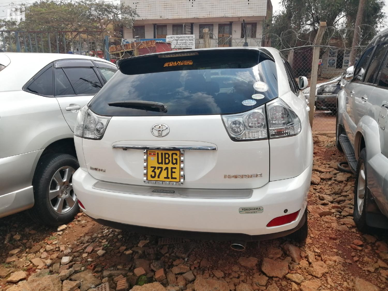 New Toyota Harrier 2006 White | Cars for sale in Kampala, Central Region, Uganda